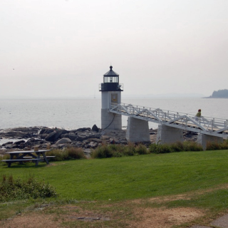 Maine Vacation: Lighthouse Tour
