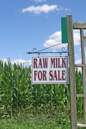 Sick From Raw Milk