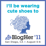 Fashion Friday: I'm Going to BlogHer!!!!
