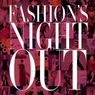 Fashion Friday :: Fashion's Night Out