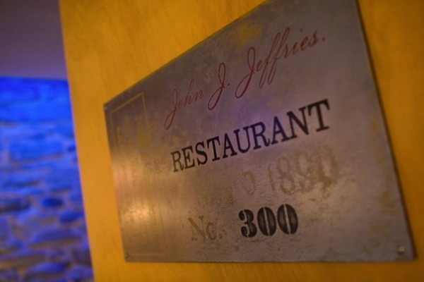 john j jeffries restaurant