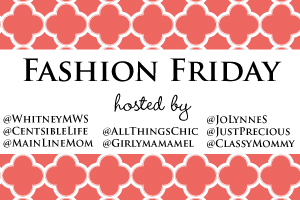 Fashion Friday | Your Turn