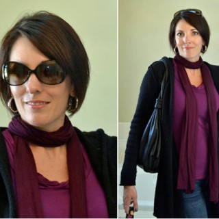 Mom Fashion | What I Wore This Week 11.02.11