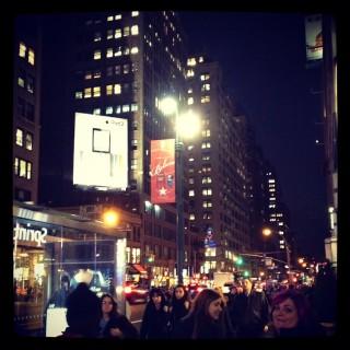 Because everyone should see NYC at Christmastime.