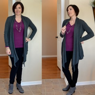 Mom Fashion   What I Wore This Week 12.14.11