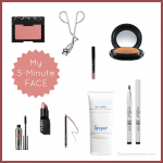 My 5-Minute Face #BeautyBuzz