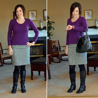 What I Wore This Week 01.19.12