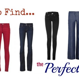 Find the Perfect Jeans