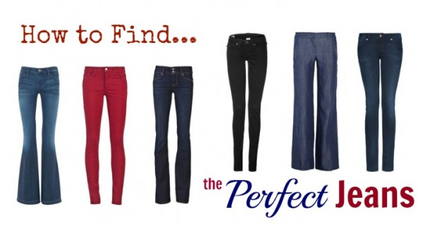 How to Find the Perfect Jeans | Jo-Lynne Shane's Musings of a Housewife #fashion