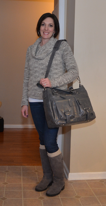 Mom Fashion   What I Wore This Week 01.25.12