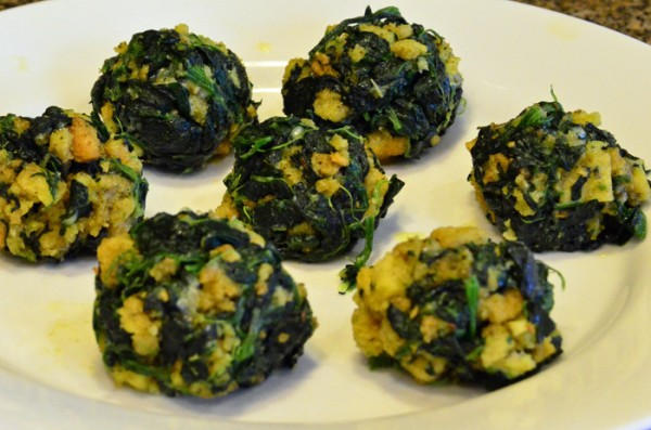Spinach Balls | A Healthy and Delicious Snack