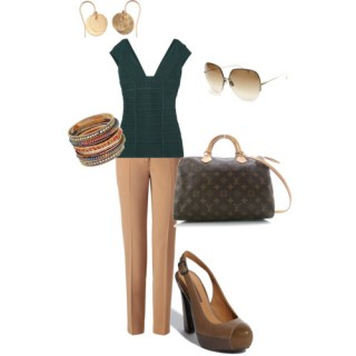 Fashion Friday: Dress to Flatter Narrow Shoulders