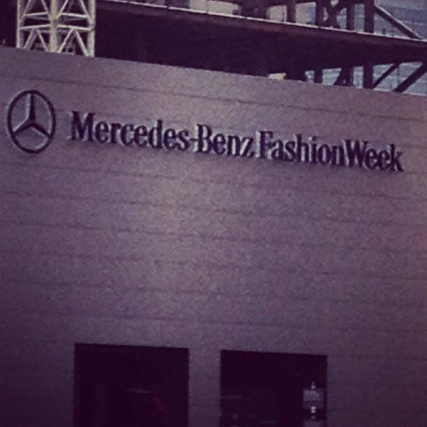Fashion Friday: New York Fashion Week!
