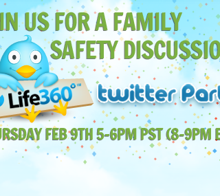 Join Me for a Twitter Party with Life360