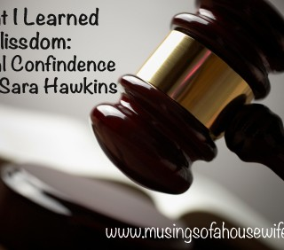 What I Learned At Blissdom   Legal Confidence