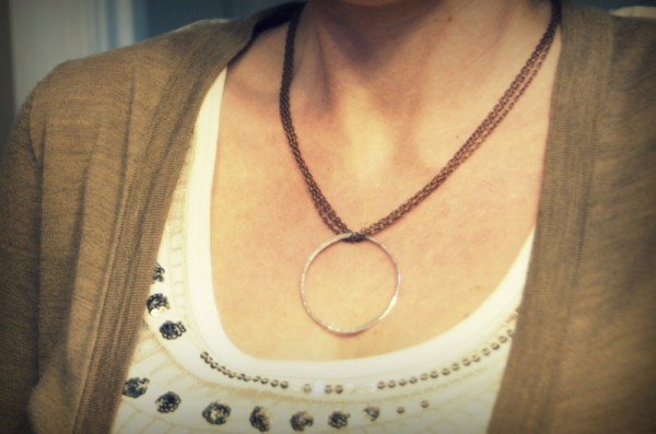 studio jewel necklace