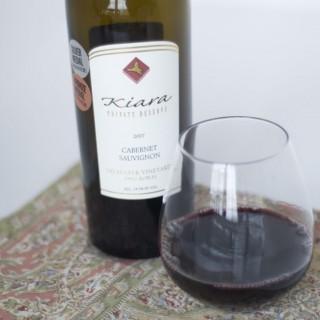 California Wine Club :: Kiara Cabernet & Zinfandel