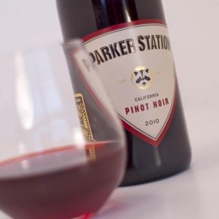 Parker Station Pinot Noir & Fess Parker Riesling