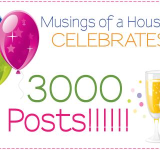 3000 Post Celebration!!!!!