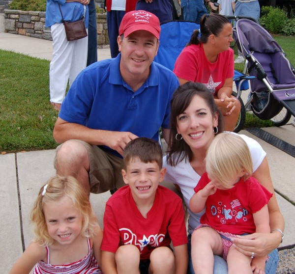 july fourth parade 2007