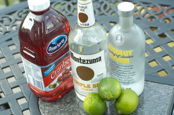 Perfect Cosmo Recipe: ingredients
