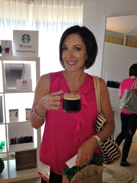 starbucks verismo cafe americano