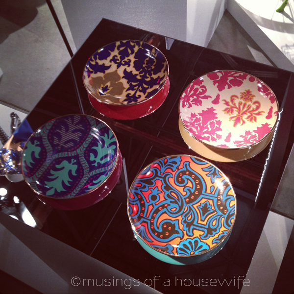 Tracy Reese for Target + Neiman Marcus Dessert Plates