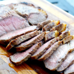 Marinated Grilled London Broil