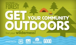 Get Thee Outdoors!