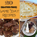 20 {Gluten Free} Game Day Recipes
