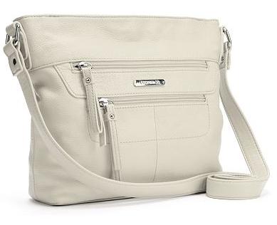 Stone & Co. Tina Leather Bucket Bag