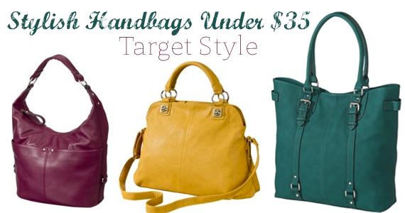 Stylish Handbags Under $35