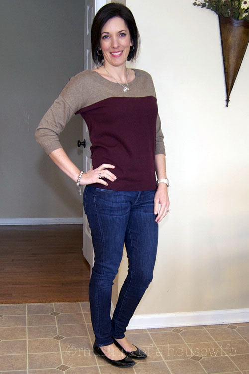 fashion over 40 skinny jeans