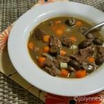 Paleo-Friendly Beef Stew