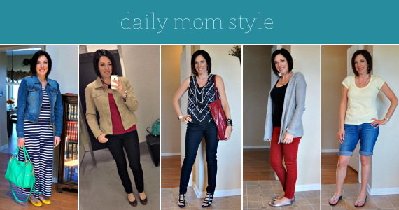 #OOTD: Over 40 Fashion
