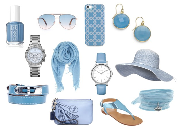 Trend Watch: Wedgwood Blue for Spring 2013