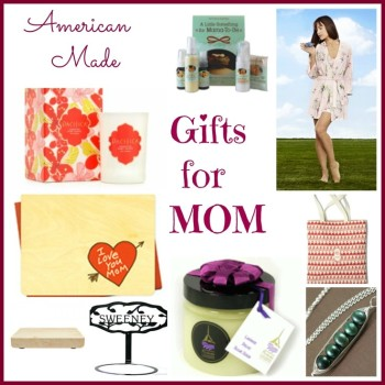 american made gifts for mom