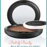 MAC Blot Powder #BestOfBeauty