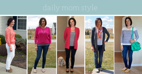 Fashion Over 40 | Daily Mom Style