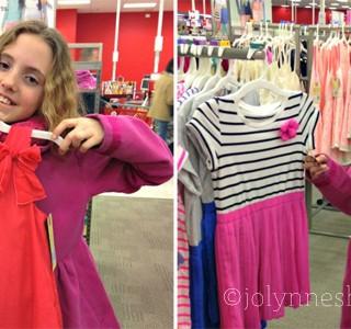 Spring 2013 Kid Fashion at Target