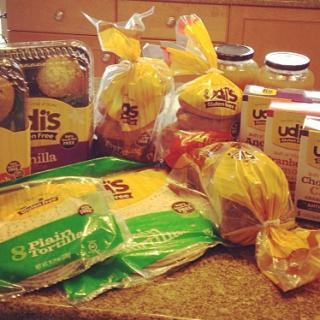 5 New Favorite Gluten Free Snacks