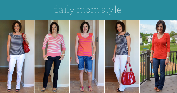 Fashion Over 40 Mom Style