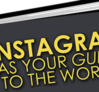Introducing: Instagram as your Guide to the World