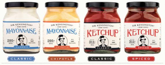 Sir Kensington's Ketchup and Mayonnaise