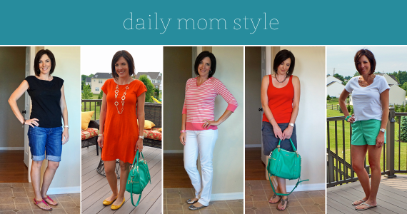 Daily Mom Style #30DaysOfSummerOutfits