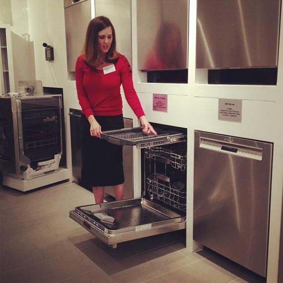 bosch 900 series dishwasher 3rd rack