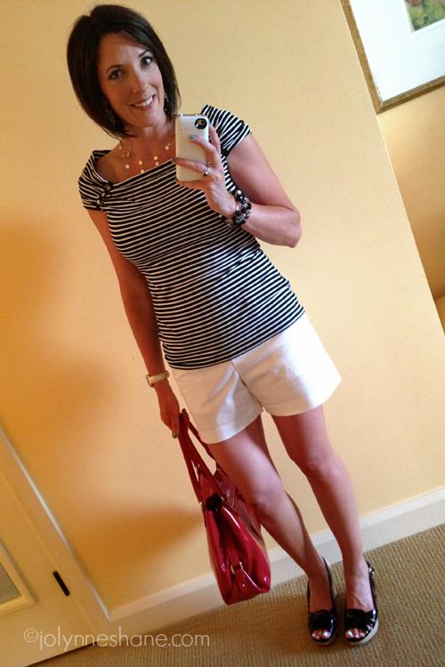 How to Wear Dressy Short Shorts