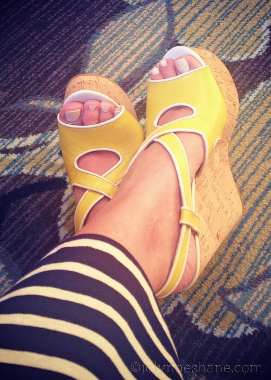 fabulous wedge sandals