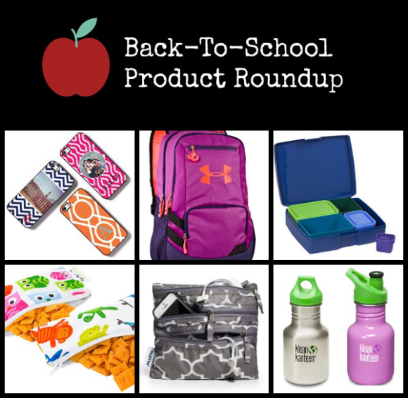 Back To School Product Roundup