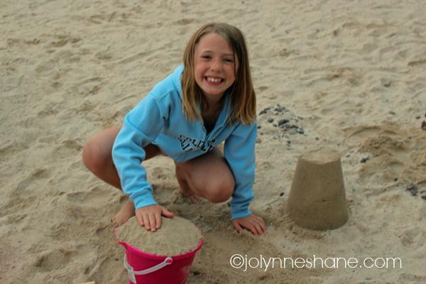 R-sandcastle